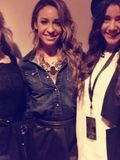 Perrie, Danielle and Eleanor