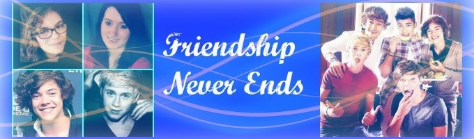 Friendship Never Ends