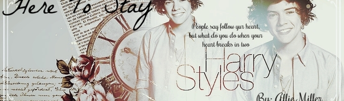 Here To Stay {Book 3}