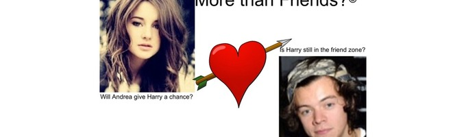 More Than Friends? [Harry Styles AU]