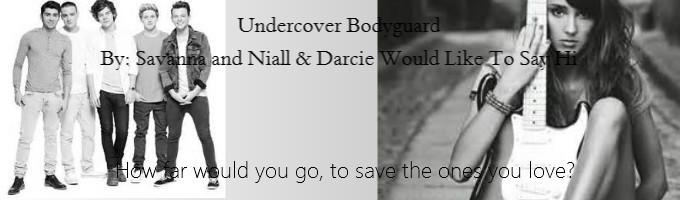 Undercover Bodyguard
